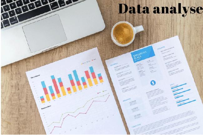analyse de données web, data