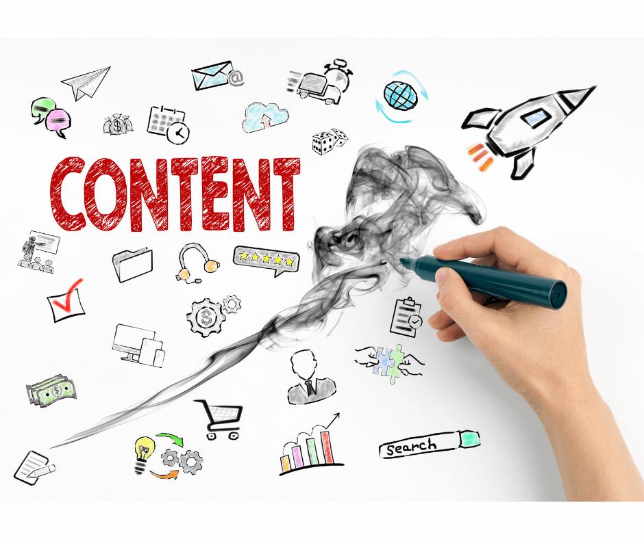 content marketing seo : stratégie de contenu ROIste